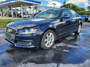 2010 Audi A4 clean title for Sale in Miami, FL