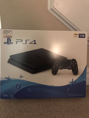 PS4 Slim 1TB for Sale in Chesapeake, VA