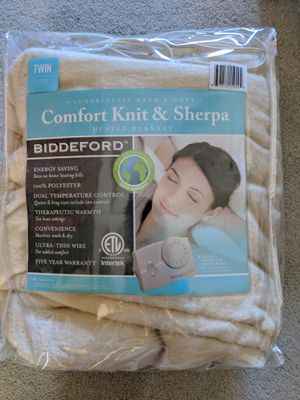 Electric Blanket FREE for Sale in Mundelein, IL