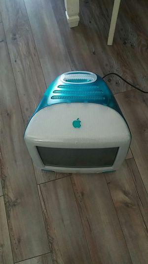 vintage imac apple for Sale in Stockton, CA