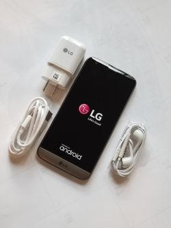 Unlocked LG G5, Excellent Condition for Sale in Annandale,  VA