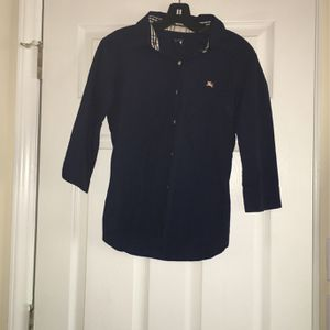 Collared Shirt-Navy blue for Sale in Durham, NC