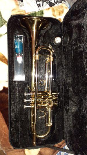 Oxford trumpet gold color for Sale in Addison, IL
