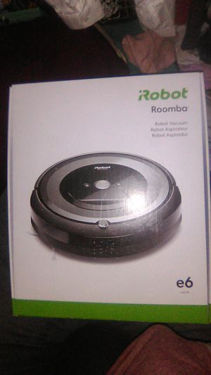 Irobot Roomba e6 for Sale in Victorville, CA