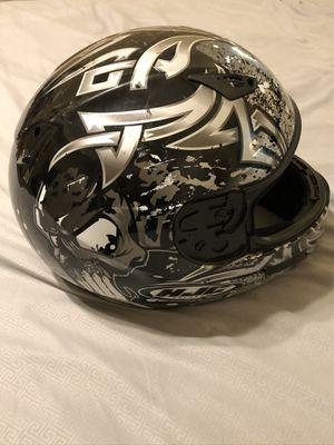 Grimm Motorcycle Helmet HJC CL-SP for Sale in Skiatook, OK