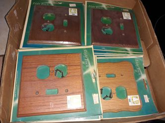 Switch plates for Sale in San Angelo,  TX