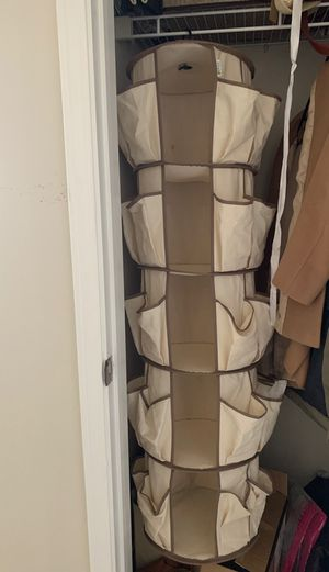 Big closet organizer for Sale in Dallas, TX
