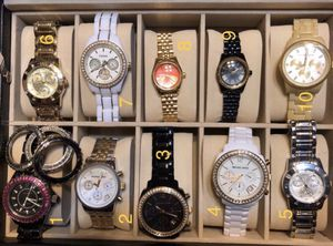 New or Like New Michael Kors, Peugeot, Fossil, Relic Watches for Sale in Homestead, PA