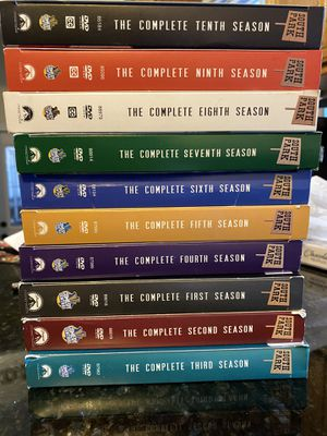 South Park Complete season 1-10 for Sale in Sterling Heights, MI