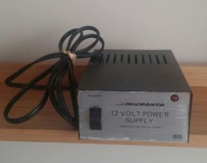 Micronta 12 Volt Power Supply for Sale in Gaithersburg, MD