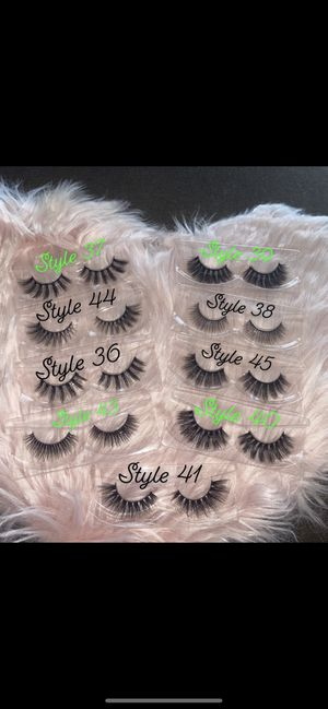 Lashes and more! for Sale in Madera, CA