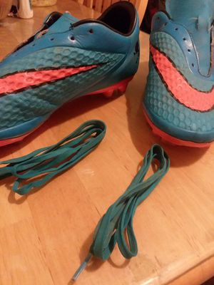 USED Nike Hyper Venom Soccer Cleats for Sale in Durham, NC