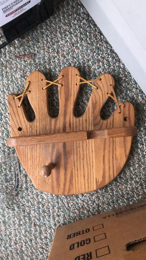 Baseball glove shelf for Sale in Barnhart, MO