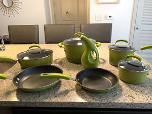 10 Piece Pot & Pan Set for Sale in Gaithersburg, MD