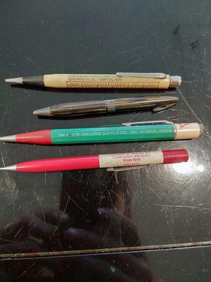 Vintage pencils for Sale in Lakeland, FL