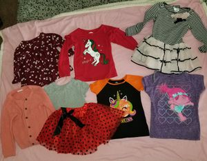 4t kids clothing lot 8 pieces for Sale in Los Angeles, CA