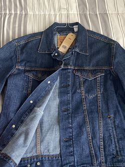 Levi Denim Jacket w/Tag for Sale in Raleigh,  NC