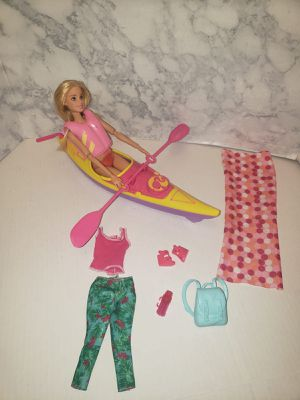 Barbie doll kyak for Sale in Phoenix, AZ