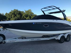 2015 Chaparral 246 SSI Deluxe Edition for Sale in Gulfport, MS