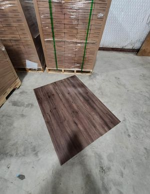 Luxury vinyl flooring!!! Only .60 cents a sq ft!! Liquidation close out! for Sale in Carson, CA