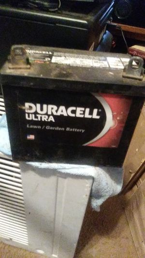 Riding mower battery for Sale in Memphis, TN