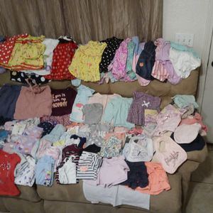 Baby Girl Clothing 12 Months -2T for Sale in Mesa, AZ