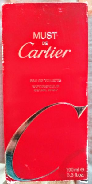 Must De Cartier Women's EDT Spray 3.4oz - NEW for Sale in Silver Spring, MD