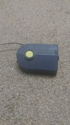 Fish tank air pump for Sale in Redford Charter Township, MI