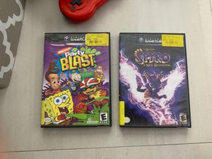 Nintendo game cube games for Sale in Olympia Heights, FL