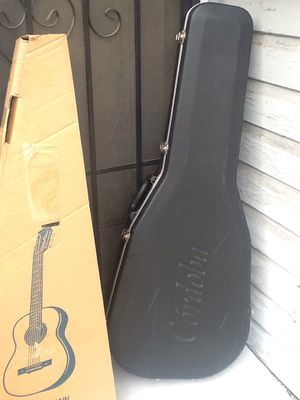 Cordoba nylon Guitar/case/box- Spain for Sale in West Hollywood, CA