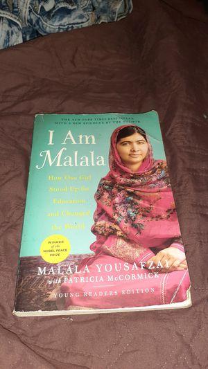'I AM MALALA' BOOK for Sale in San Antonio, TX