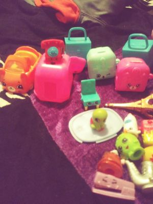 Shopkins lot and. Pony lot for Sale in OR, US