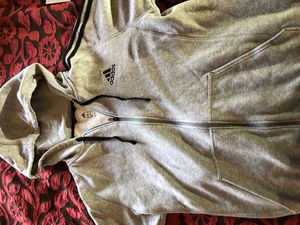 Adidas hoodie size- M for Sale in Leominster, MA