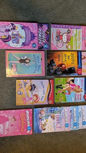 Little Girls Books - leveled reading for Sale in Blackwood, NJ