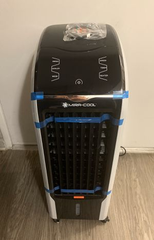 Mira-cool portable air cooler and heater humidifier for Sale in Chino, CA