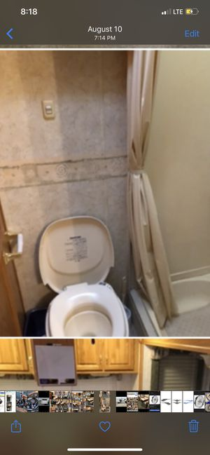RV toilet for Sale in Riverside, CA
