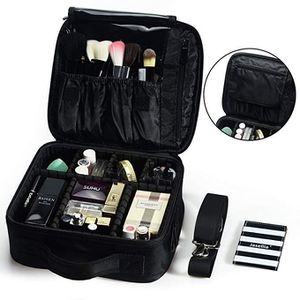 Makeup Train Bag Makeup Cosmetic Case for Cosmetics Makeup Brushes Toiletry Jewelry l D7 for Sale in La Verne, CA
