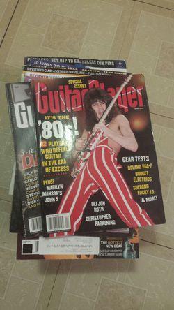 GuitarPlayer Magazine Lot 45 for Sale in Austin,  TX
