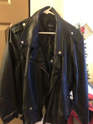 Women's Faux leather jacket for Sale in Kalamazoo, MI