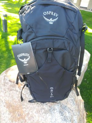 Brand New $180 OSPREY Manta 34 With Hydration Backpack Bag for Sale in Phoenix, AZ