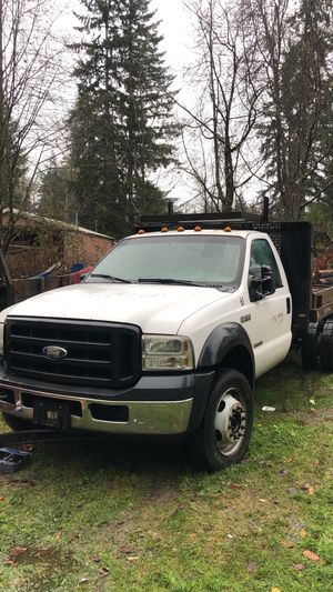 Ford f450 diesel for Sale in Seattle, WA