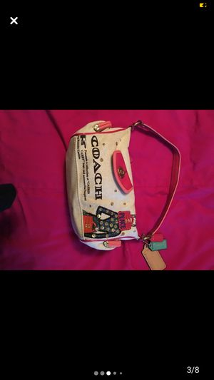 Coach purse limted edition by Bonnie cashin/price negotiable for Sale in Cayce, SC