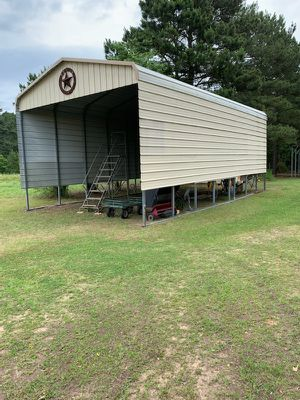 Disassemble Carport 20 x 35 x 14 for Sale in Marshall, TX