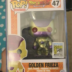 Golden Frieza Funko for Sale in Newport Beach, CA