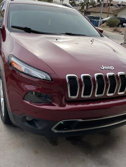 Jeep Cherokee 2016 for Sale in Las Vegas,  NV