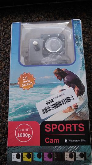 Full 1080P Sports Cam for Sale in Wadsworth, OH