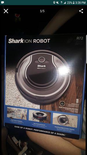 SHARK ION ROBOT NEW for Sale in Santa Fe Springs, CA