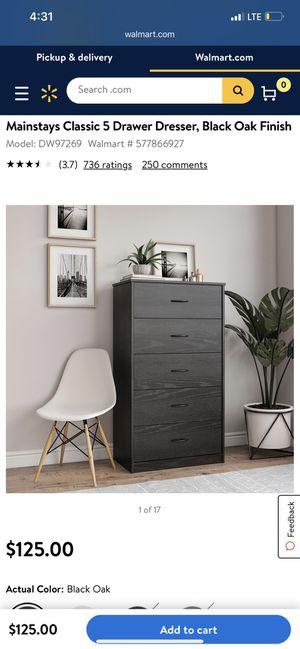 Dresser for Sale in Bakersfield, CA