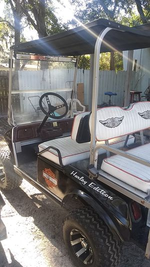 2004 Harley Davidson club car for Sale in New Port Richey, FL