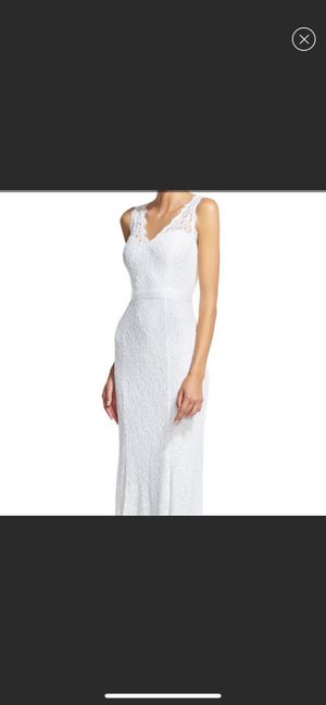NWT. Wedding dress size 14 for Sale in Crestview, FL